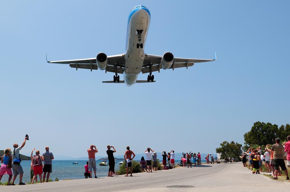 Meest spectaculaire vliegvelden ter wereld17