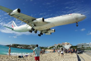 Meest spectaculaire vliegvelden ter wereld6