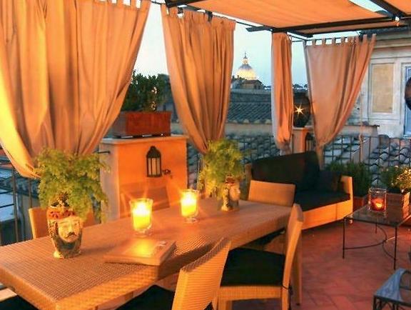 citytrip goedkoop hotel rome