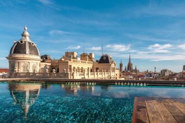 citytrip weekendje weg goedkoop hotel barcelona