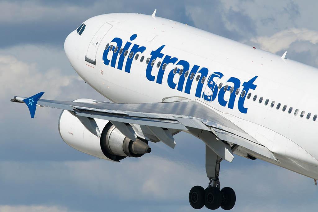 Goedkope vluchten naar Canada van Air Transat ? 495